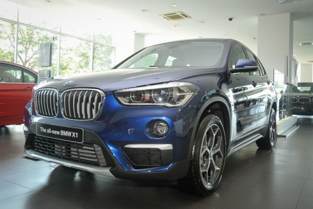 BMW X1 sDrive 2020